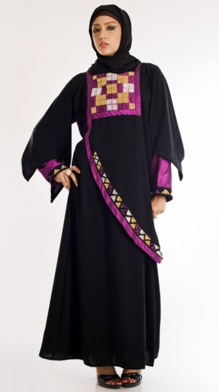 Fashionable Abayas-Islamic Clothing