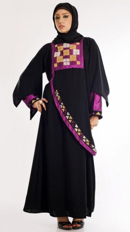 Fashionable Abayas-Islamic Clothing