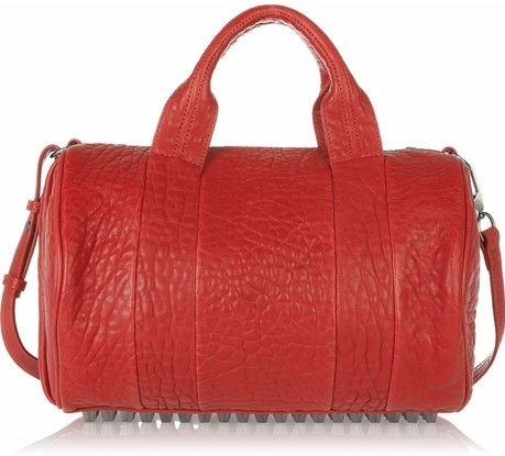 Alexander Wang Rocco Textured Leather BagTop designer handbags fo | r women (8)