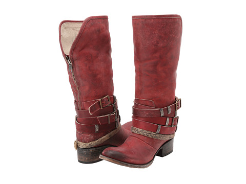 freebird drover wine boots for woman