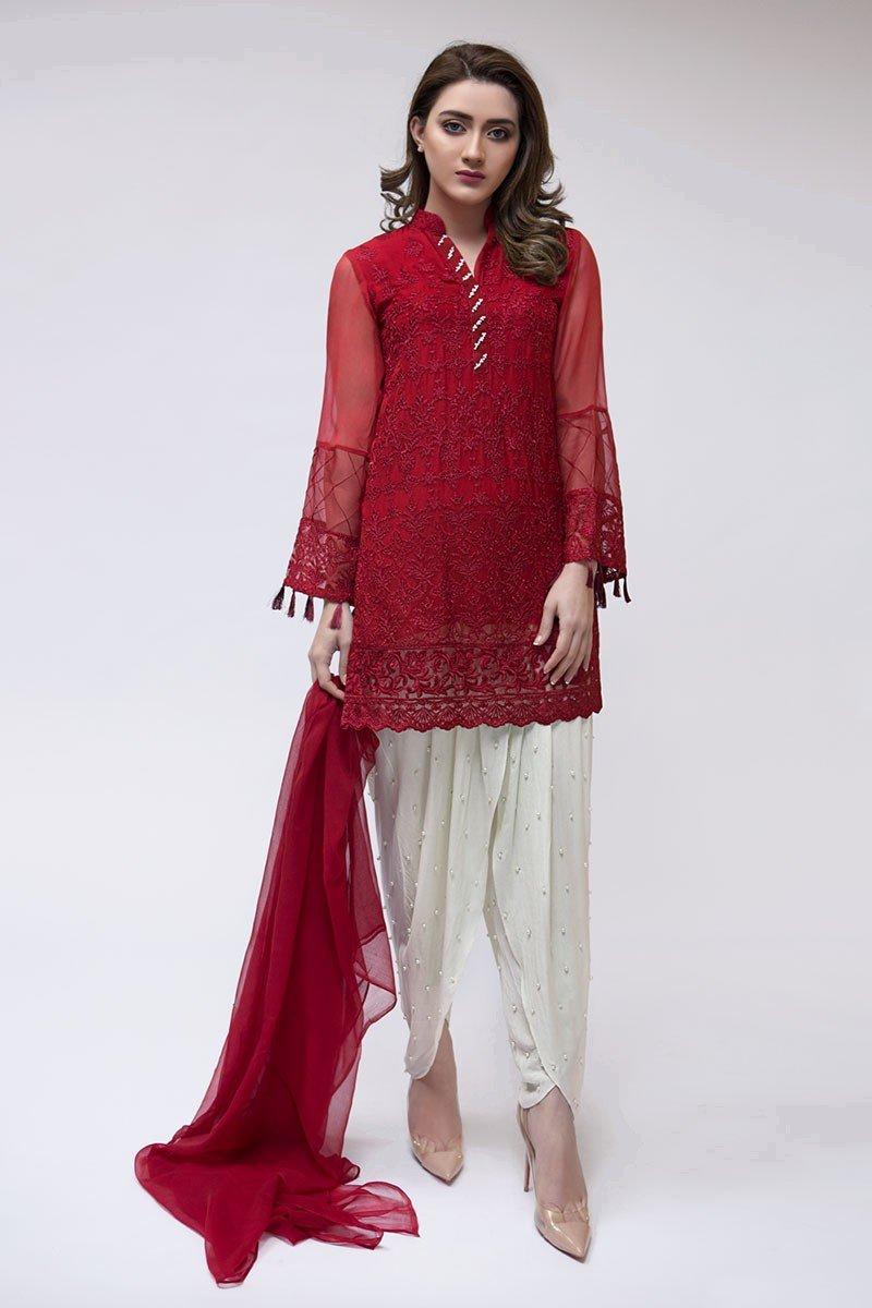 Latest Maria B Pret Stitched Summer Dresses Designs 2018 ...