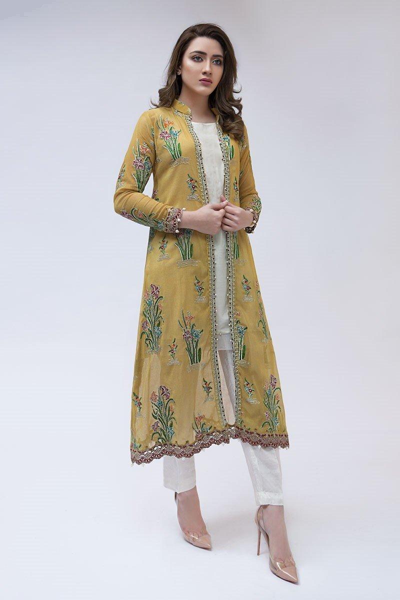 latest maria b pret stitched summer dresses designs 2018