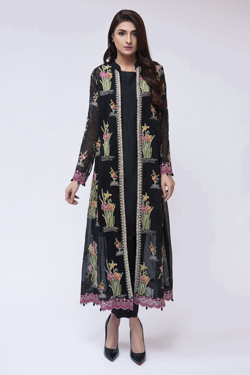 Latest Maria B Pret Stitched Summer Dresses Designs 2018 ... | 800 x 1200 jpeg 96kB
