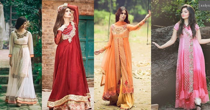 fancy-party-wear-frocks-designs-collection-zahra-ahmed