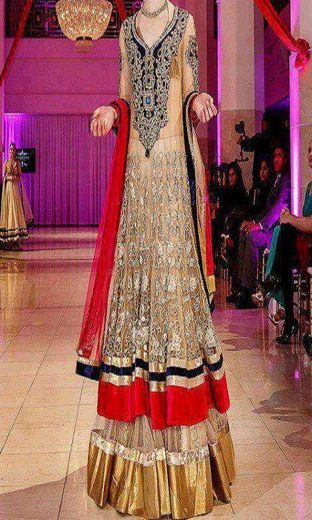 Latest Bridal dresses for Barat, Mehndi and Walima (12)