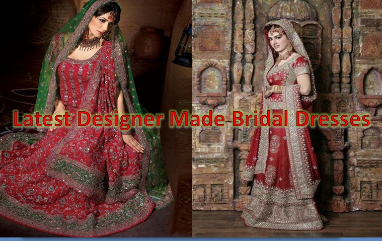 Latest Designer Made Wedding Dresses For Women