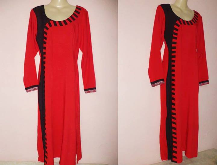 latest designs of women long shirts for summer and spring 2014