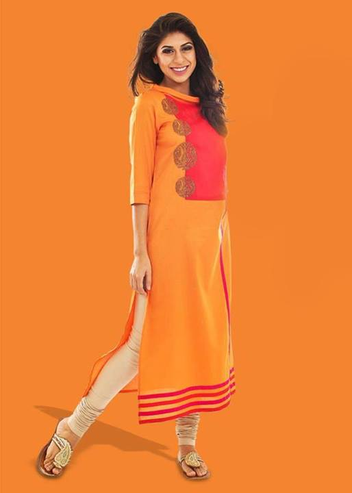 Latest Designs of Summer Long Shirts for Women 2014 (3)