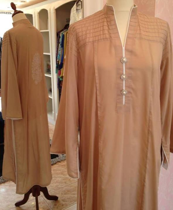 Latest Designs of Summer Long Shirts for Women 2014 (5)