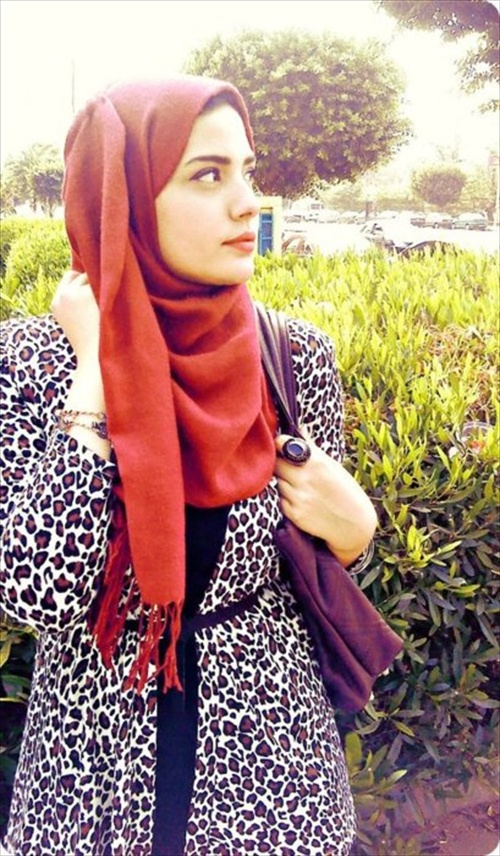 Latest Hijab styles for Girls 2014-2015 (13)