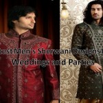 Latest Designs of Men Sherwani for Weddings and Parties