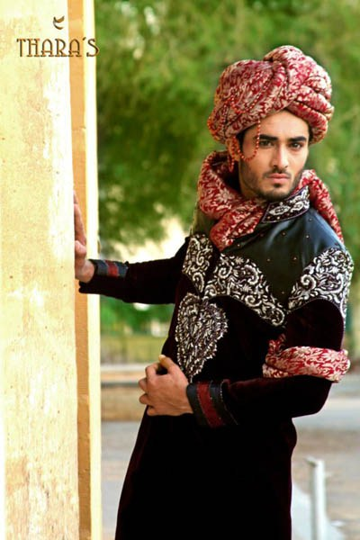 Latest Sherwani Designs for Weddings and Parties 2014-2015 (15)