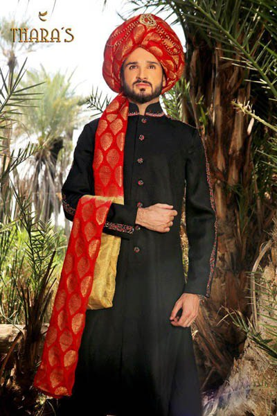 Latest Sherwani Designs for Weddings and Parties 2014-2015 (16)
