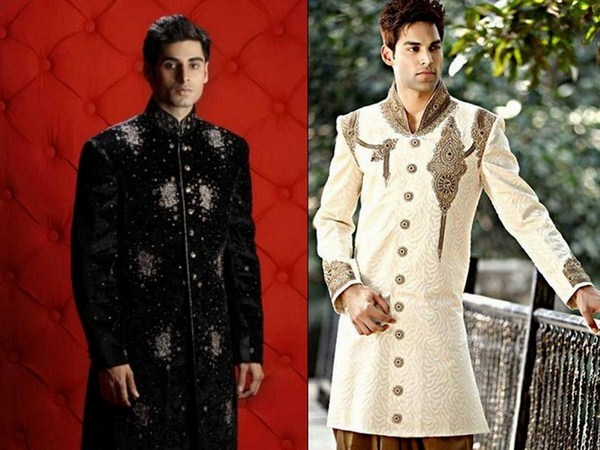 Latest Sherwani Designs for Weddings and Parties 2014-2015 (3)