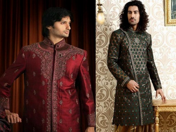 Latest Sherwani Designs for Weddings and Parties 2014-2015 (5)