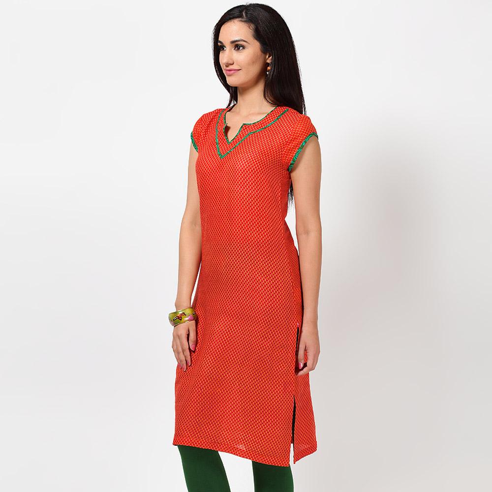 Shirt ke design - Latest Women Cotton Shirts And Kurti Designs For Spring Summer 1