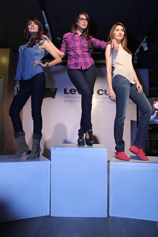 Levi's Ladies Jeans Collection 2014 (2)