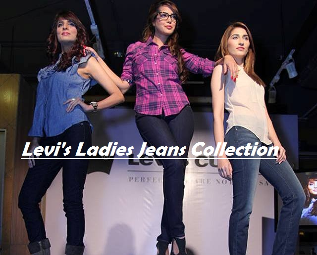 Levi's Ladies Jeans & Pants Collection 2014