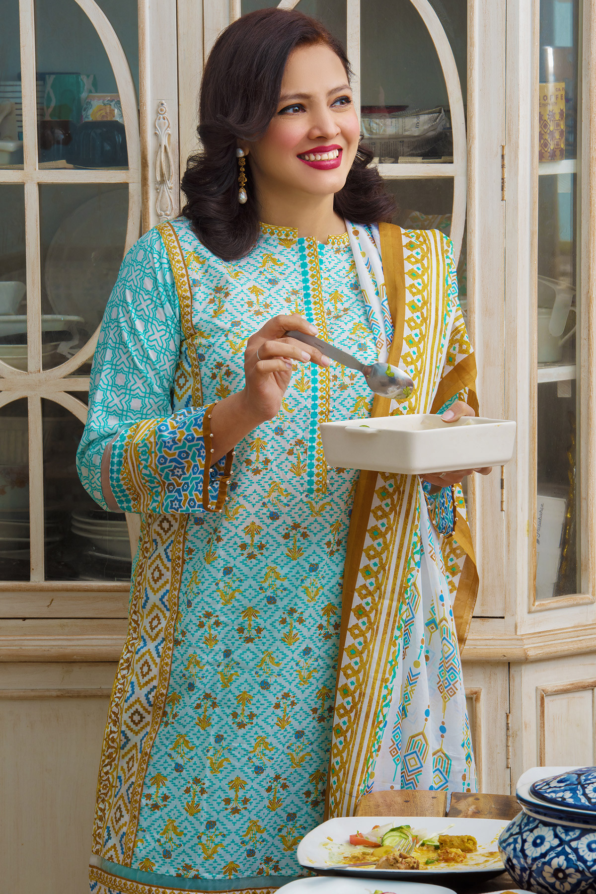 Casual summer dresses 2018 in pakistan