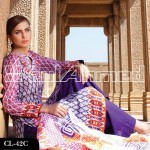 Gul Ahmed Summer Lawn Dresses Collection for Women 2014/2015