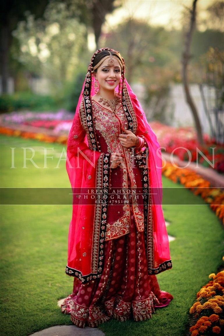 red bridal dresses latest designs trends collection 2016 2017