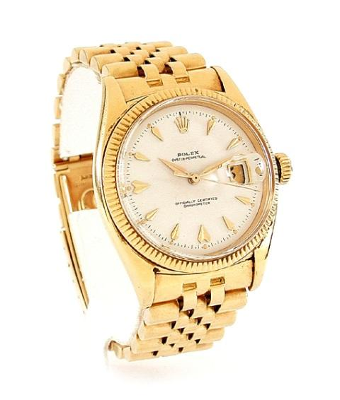 Latest Watch Designs and New Arrivals 2014 for Men by Gold Rolex  (4)