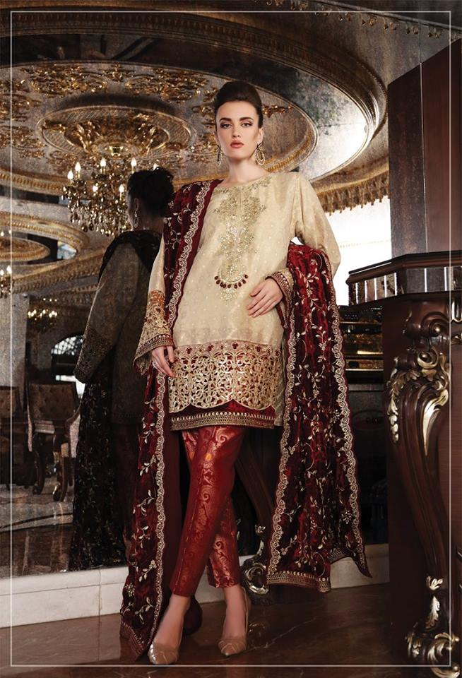 Latest Pakistani Bridal Wedding Formal And Party T