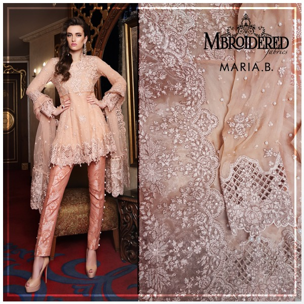 Maria B Bridal Wear Collection 2018 - Cheap Wedding Dresses
