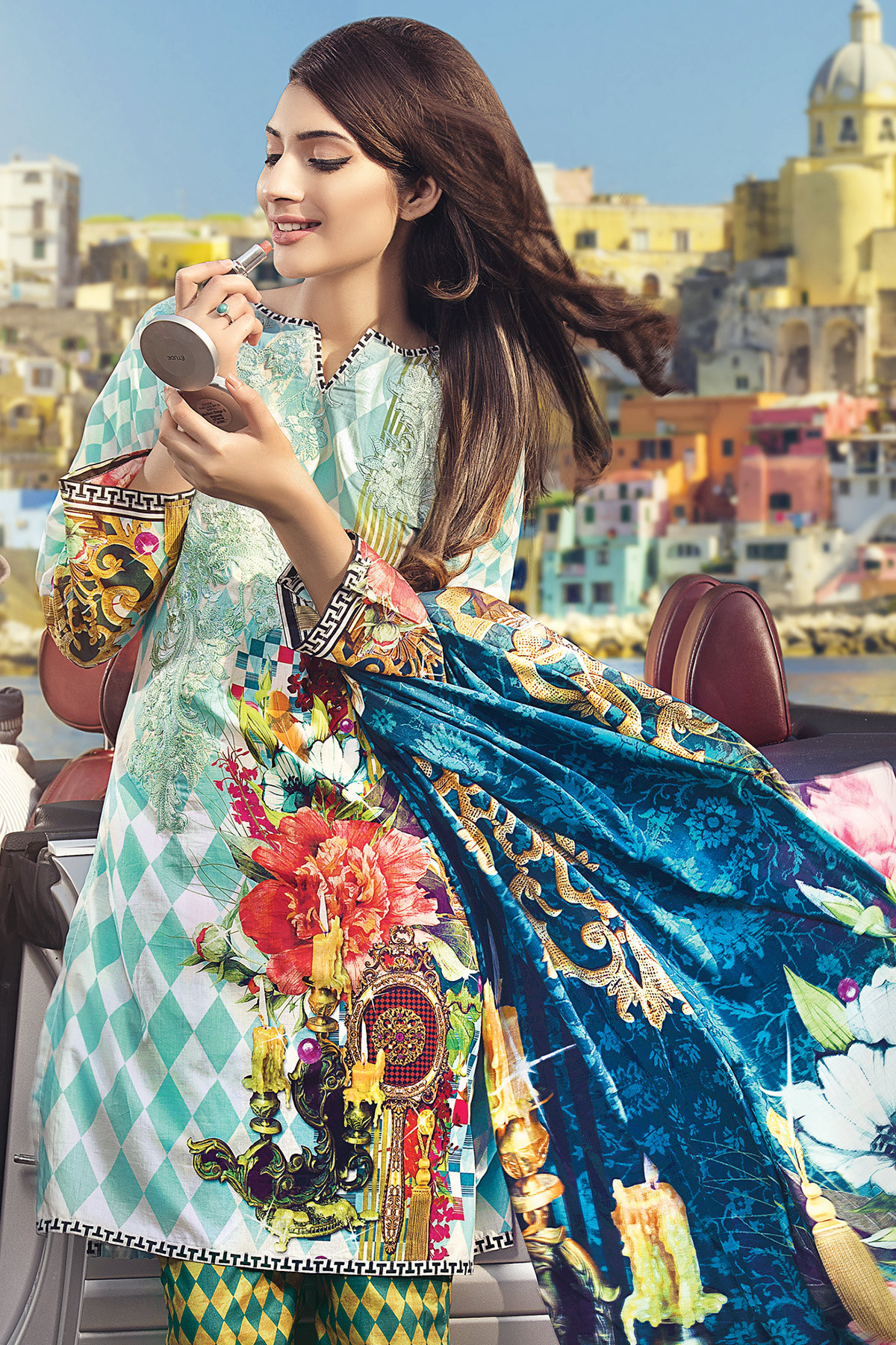 Summer lawn Dresses by Gul Ahmed (3)