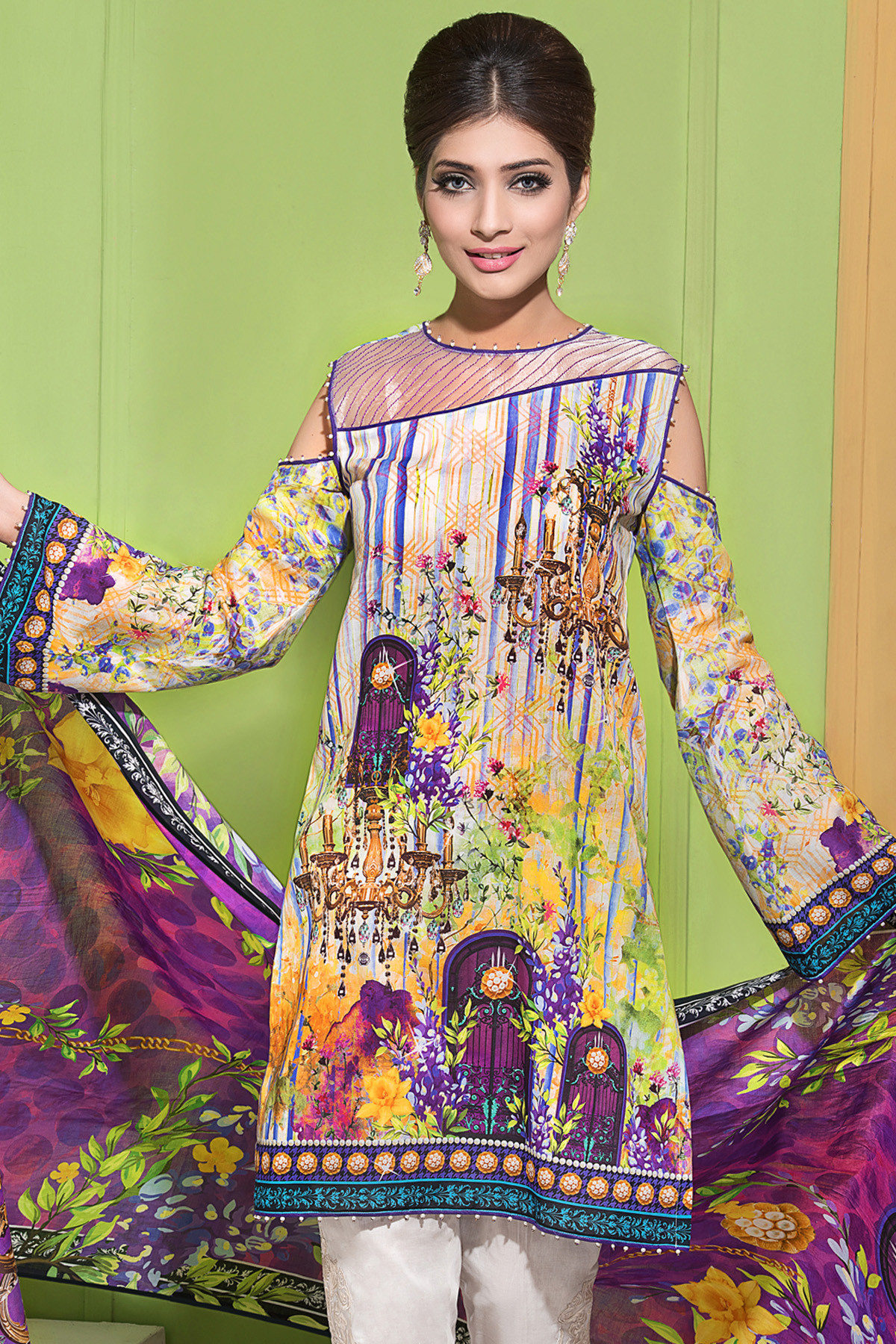 Summer lawn Dresses by Gul Ahmed (4)
