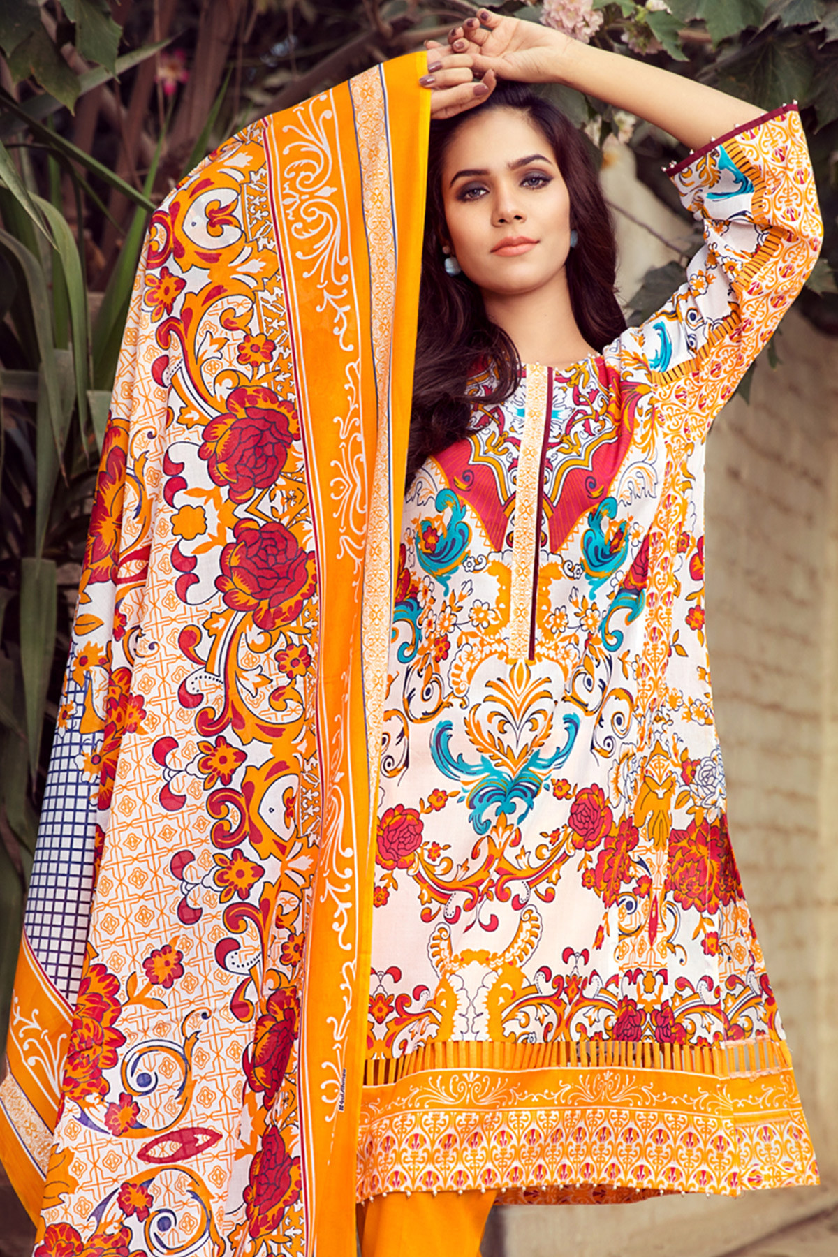 Summer lawn Dresses by Gul Ahmed (7)
