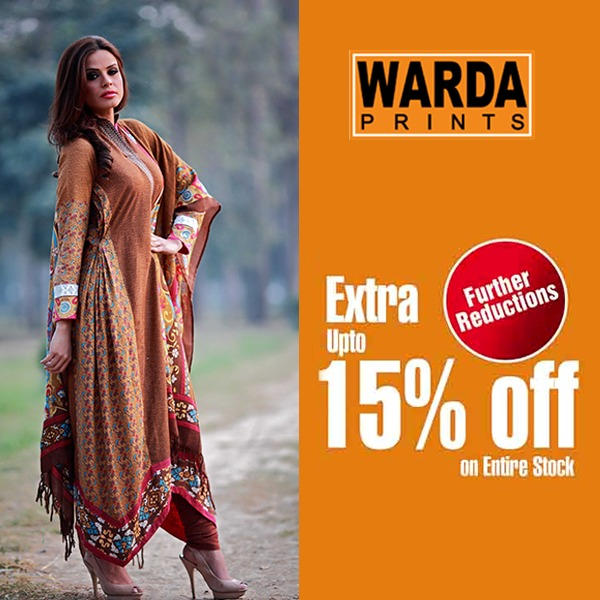 Warda Lawn Summer Spring Dresses Collection 2014 for women (4)