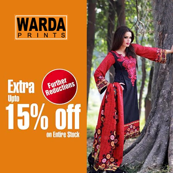 Warda Lawn Summer Spring Dresses Collection 2014 for women (7)