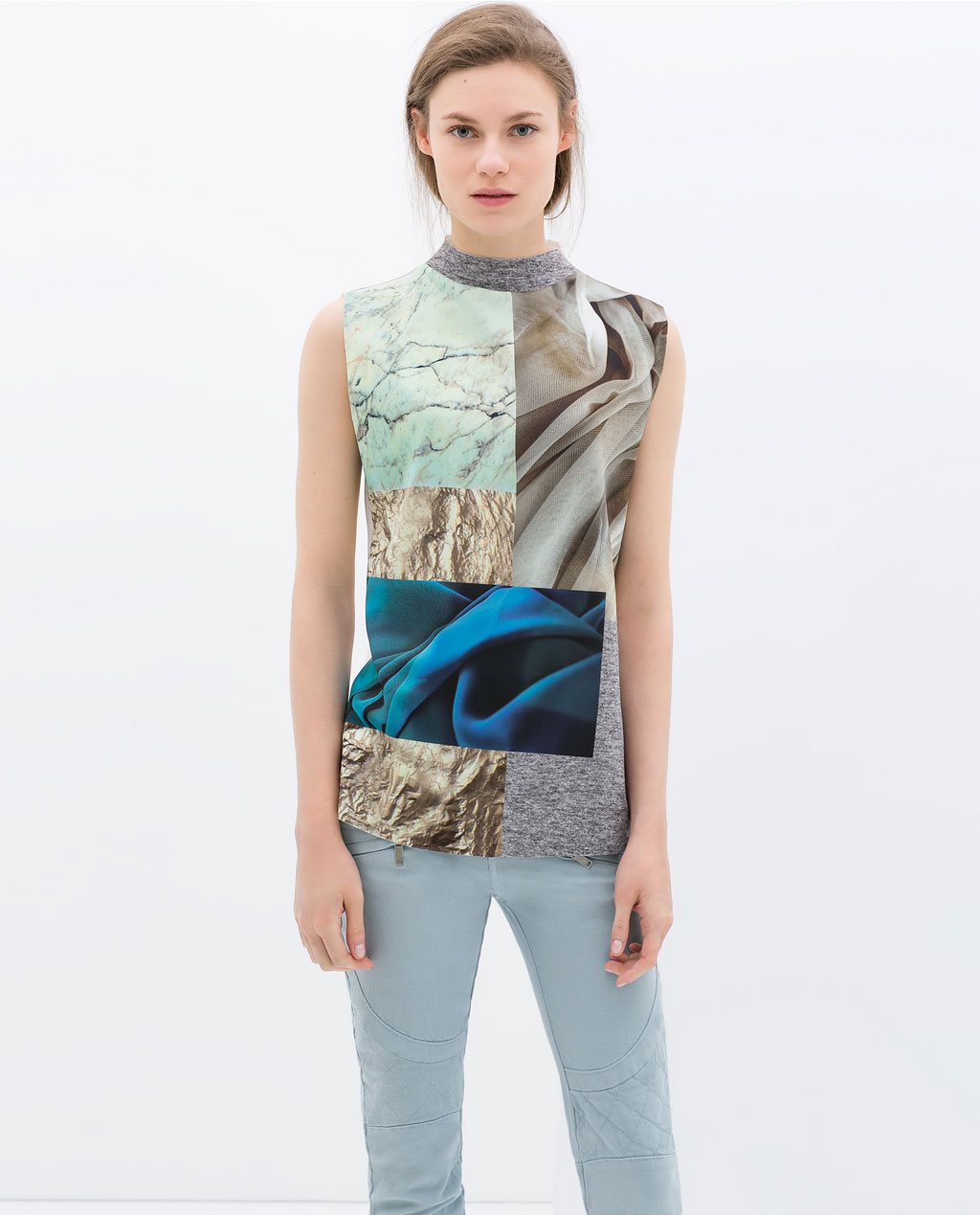 Zara Summer Spring T-Shirts Collection For Women