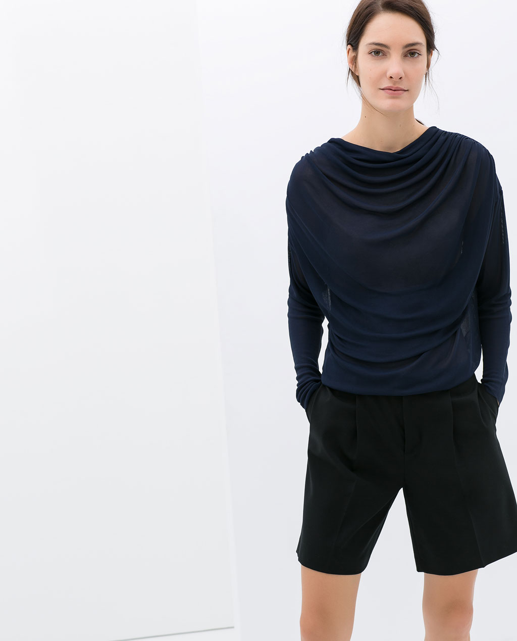 Zara Spring Summer Collection For Women 2014-2015 (10)