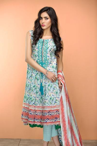 ed5cb6c75feb Khas Premium Designer Lawn Dresses Summer Collection 2017