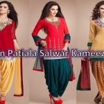 Latest Indian wear Punjabi Patiala Salwar Kameez Suits For Women