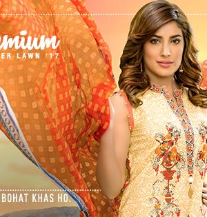 Khas Premium Designer Lawn Dresses Collection