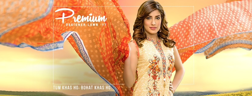 Khas Premium Designer Lawn Dresses Collection