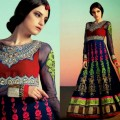 Latest Asian, Indian and Pakistan Designer Salwar kameez Dresses for women 2014-2015 (1)