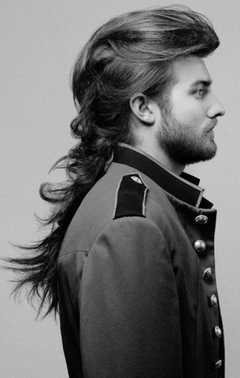 styles for guys with long hair stylish and decent hairstyles for and boys for 8706 | Latest Decent and Stylish hairstyles and haircuts for Men boys 2014 2105 10