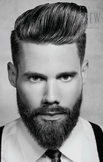 Latest Decent and Stylish hairstyles and haircuts for Men-boys 2014-2105 (3)