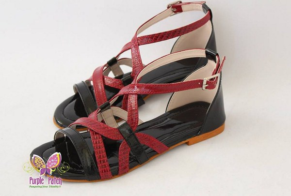 Latest Designs of Women Shoes Sandals For Spring Summer 2014-2015 By Purple Patch (1)