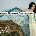 Maria B Summer Spring Lawn Dresses For Women 2014-2015
