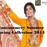 Mausummery Spring Summer Dresses Collection for Women 2014