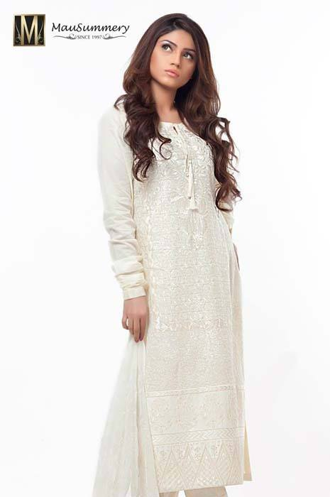 Mausummery Spring Summer Dresses Collection for women 2014 (16)