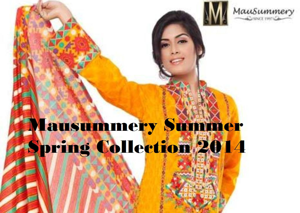 Mausummery Spring Summer Dresses Collection