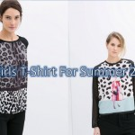 Zara Summer Spring T-Shirts Collection For Women | Latest Designed Ladies Summer Dresses