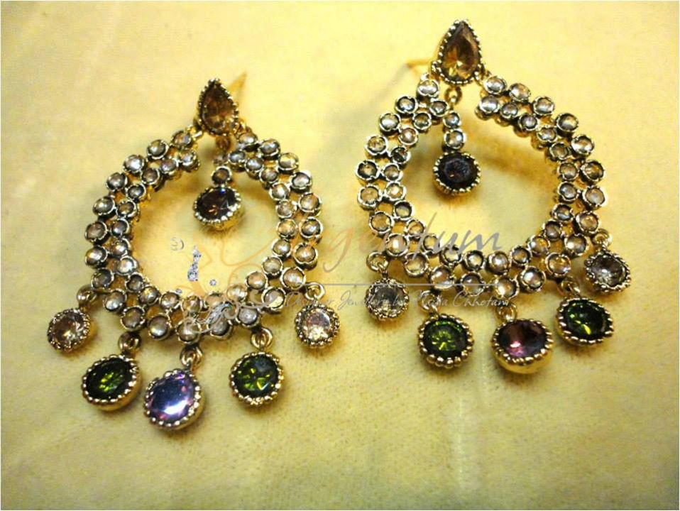 Argentum latest Jewellery Designs for Women by Nadia Chhotani 2014-2015 (10)