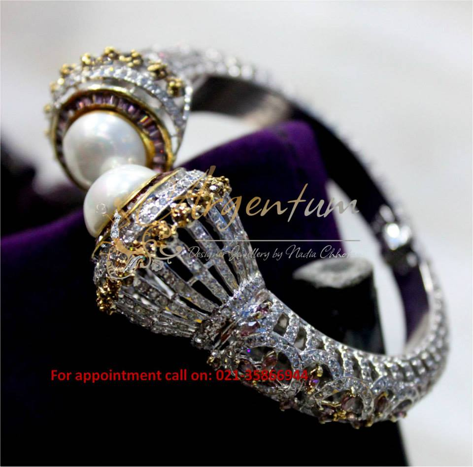 Argentum latest Jewellery Designs for Women by Nadia Chhotani 2014-2015 (11)